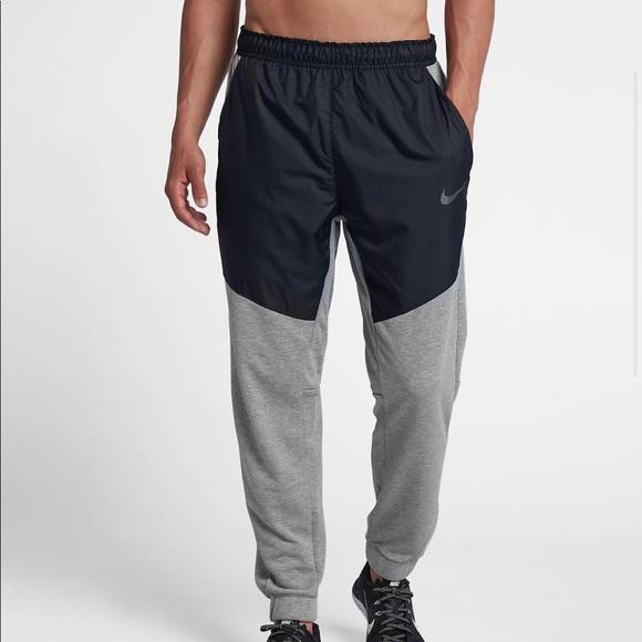 a2bc71114bd7 Nike men s Dri-fit utility fleece training pants m